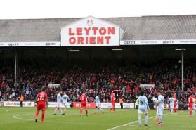 Leyton Orient v Braintree - Full time