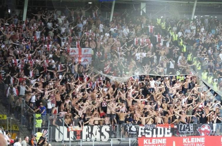 Sturm Graz Ajax 3