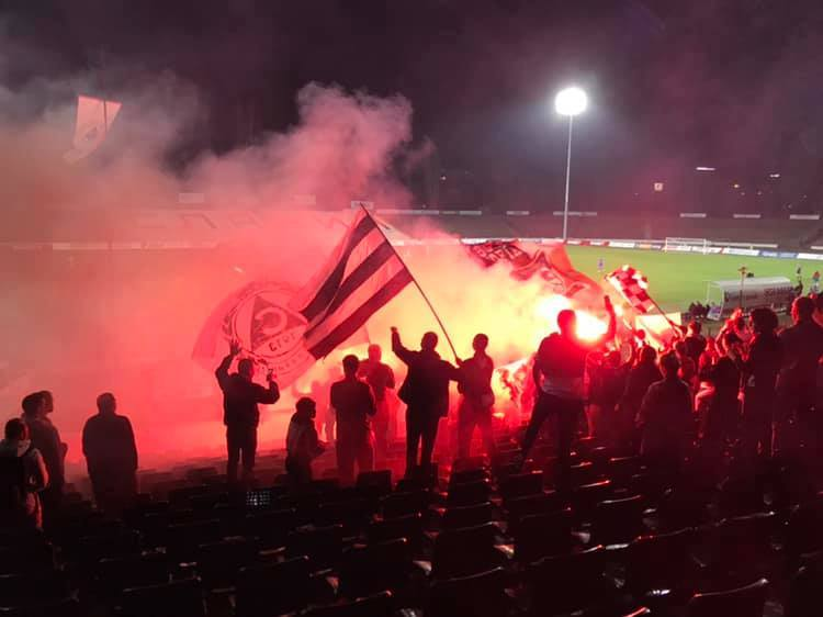 Ultra Boys Sofia - Slavia Sofia