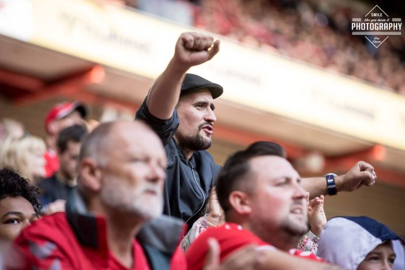 Charlton supporters (1)