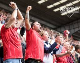 Charlton supporters (6)