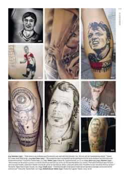 Enkele Feyenoord-helden uit het verleden