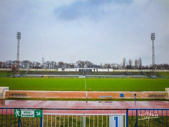 In de Hekken - Városi Stadion