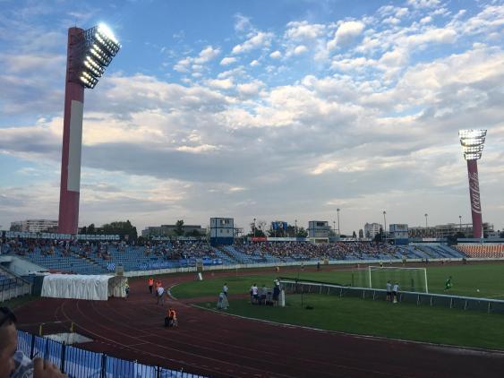 Stadion Pasienky