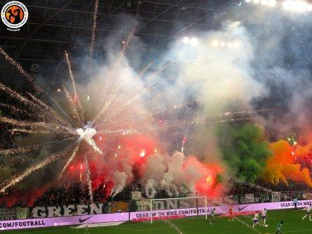 Ferencvarosi TC - Ujpest TE 3