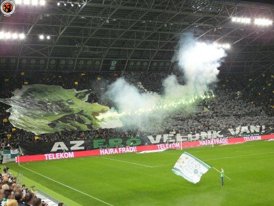Ferencvarosi TC - Ujpest TE