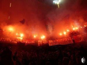 Young-Boys - Feyenoord-pyro (10)