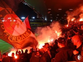 Young-Boys - Feyenoord-pyro (2)