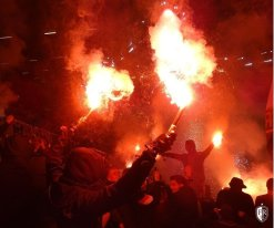 Young-Boys - Feyenoord-pyro (5)