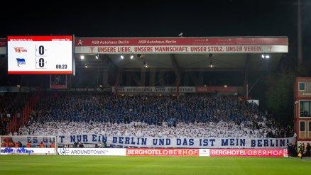 Union Berlin Hertha BSC 1
