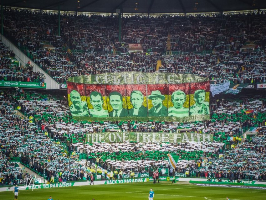 In de Hekken - The Old Firm