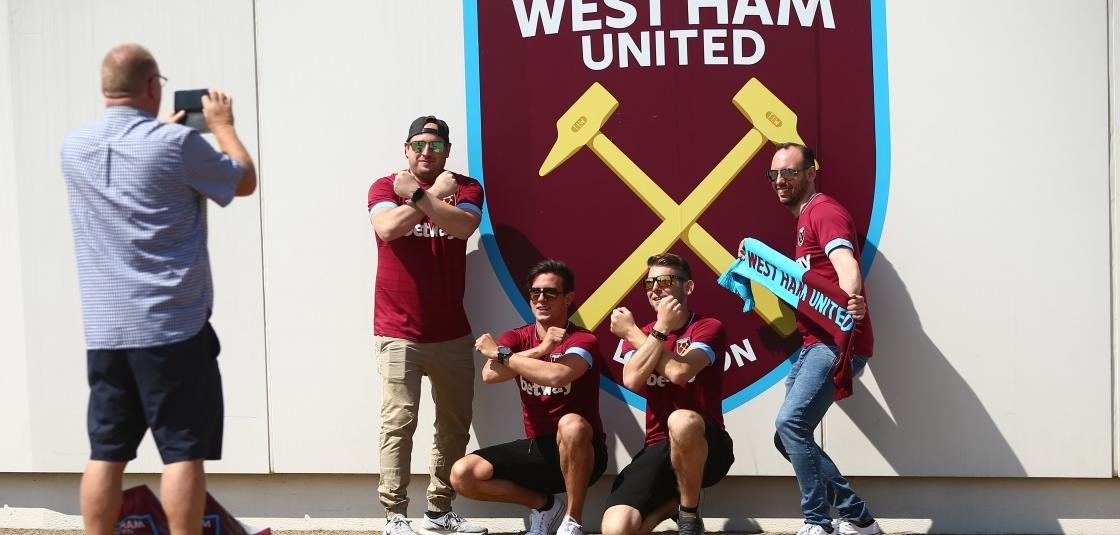 In de Hekken - West Ham United