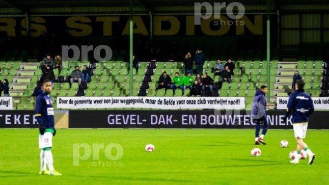 In de Hekken - FC Dordrecht