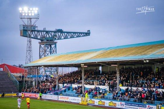 In de Hekken - Greenock Morton FC