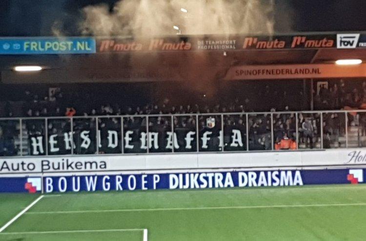 Cambuur uit, Het seizoen van FC Volendam
