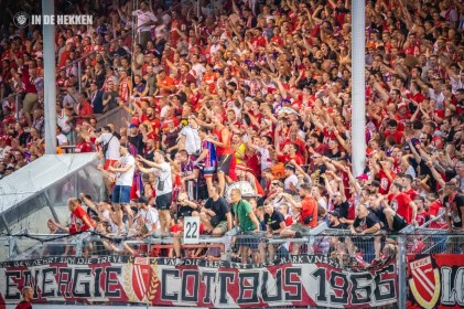 In de Hekken - Football without fans is nothing