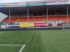 Het seizoen van FC Volendam spandoeken