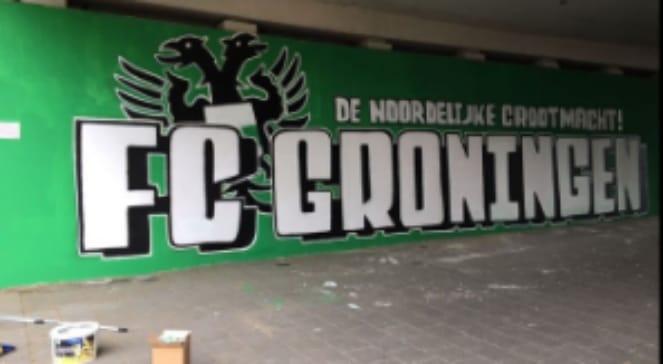 Groningen graffiti