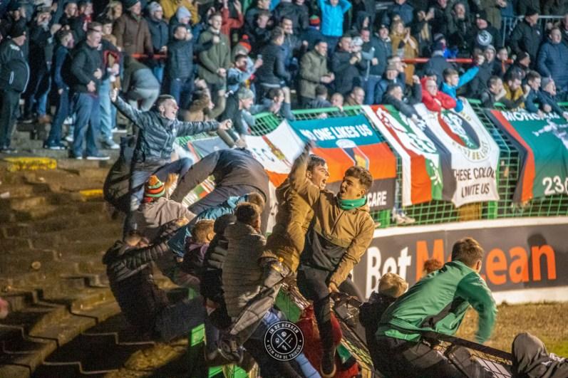 Glentoran v Linfield - Big Two Derby