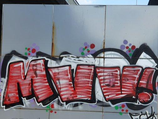 MVV graffiti 2