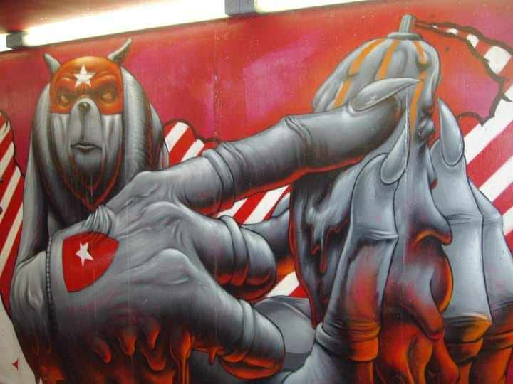 MVV graffiti 3