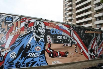 PSV graffiti 2