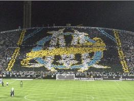 Olympique Marseille - Bordeaux 2009-2010 (via Yelpa Tribune Marseille).