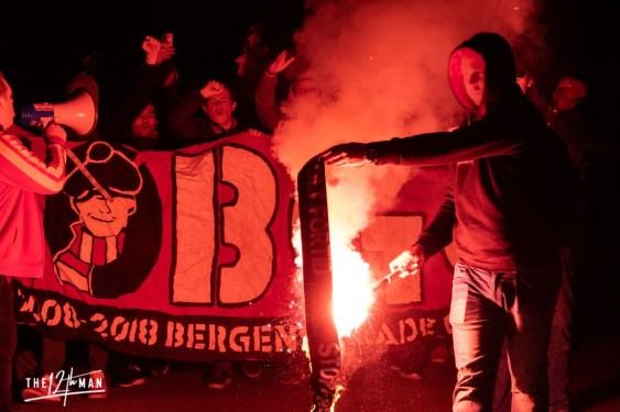 The Classic: de clash tussen SK Brann (BGG) en Rosenborg BK