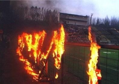 In het uitvak bij Legia Warschau