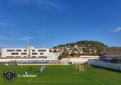NK Neretva Metkovic in Kroatie heeft ook een aardig uitzicht