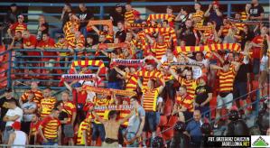 Het uitvak bij Dinamo Batumi (via Grzegorz Chuczun).