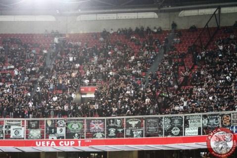 Foto via Ajax Supportersclub.
