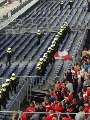 Feyenoord - Standard Liege (2)