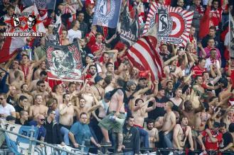Feyenoord - Standard Luik (via Ultras Inferno 1996).