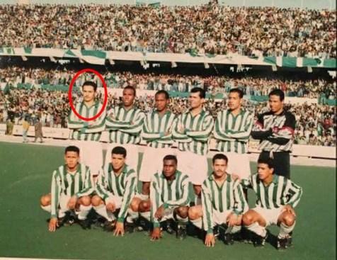 Radwan Edeep één van de beste spelers van Libië