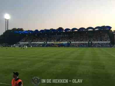 Nieuw stadion FC Nitra.