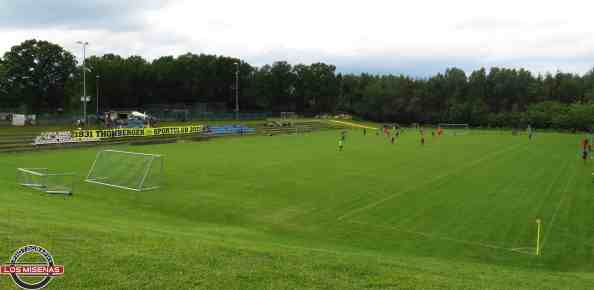Sfeerimpressie Thonberger - TSV Wachau