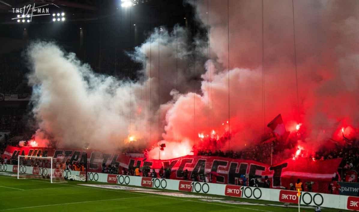 In de Hekken - Derby Days Week - Moskou Derby - Spartak v CSKA