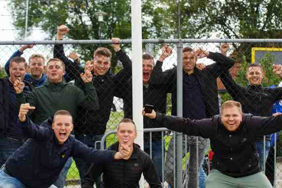 Groepsfoto Ijsselmeervogels - Quick Boys