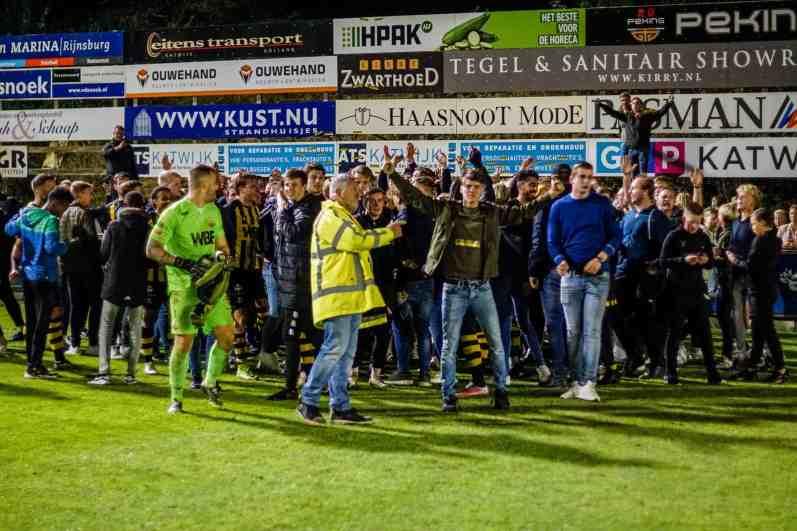 Quick Boys - Rijnsburgse Boys (43)
