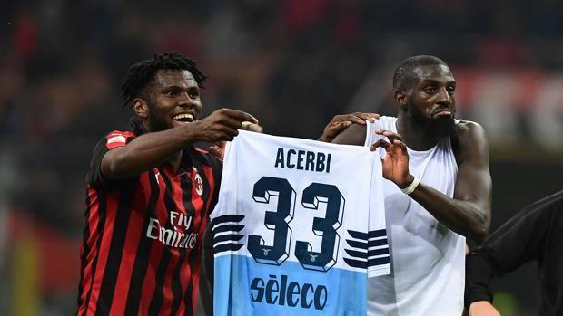 Milan-Lazio, Bakayoko-Kessie, la Figc chiede la prova tv