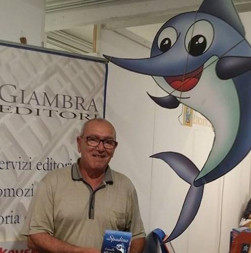 Sebastiano Plutino vincitore Premio Asas per la narrativa