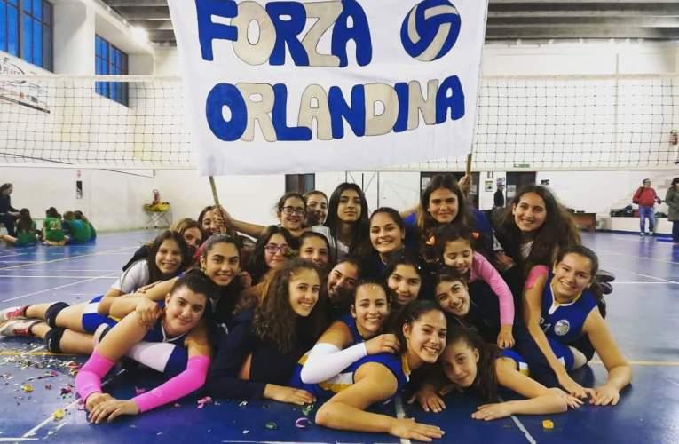 L'Orlandina Volley è campione provinciale Under 14
