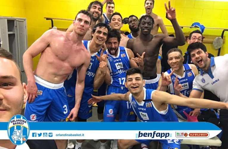 Orlandina Inarrestabile! Accede in Finale battendo Bergamo 87-104