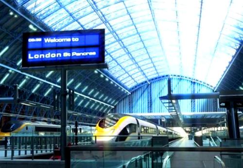 Londra – Parigi e quel tunnel della Manica nato 25anni fa.