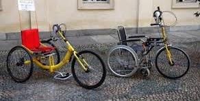 A Torino ToHandbike, bike sharing dedicato agli utenti con disabilità