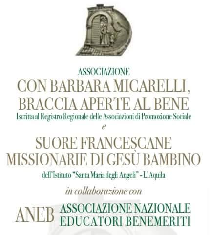 L'Associazione ALI onlus premiata a L'Aquila
