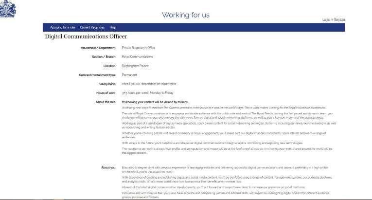 La Regina , stipendio da capogiro per chi gestirà i profili social della corona: 33mila sterline