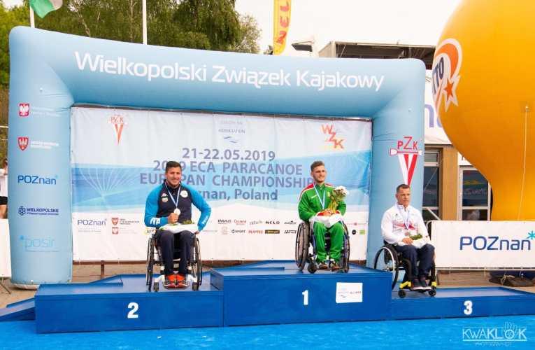 Paracanoa, Esteban Farias si prepara al Mondiale in Ungheria