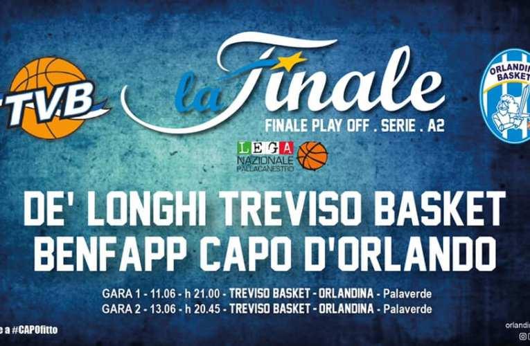 Approfondimento. Orlandina Irriconoscibile! Treviso vince Gara 1 90-72 VIDEO